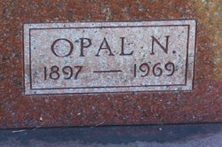 Opal <i>McClintock</i> Camp