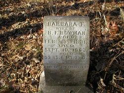Barbara F. Bowman