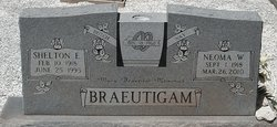 Shelton Ernest Braeutigam