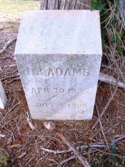 Isaac Joseph Adams