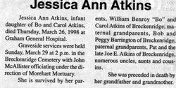 Jessica Ann Atkins