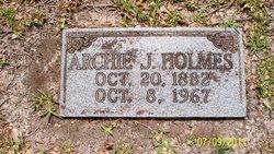 Archibald Jackson Archie Holmes