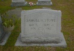 Samuel Alonzo Stowe