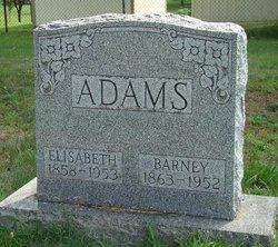 Elizabeth <i>Bush</i> Adams