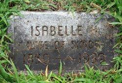 Isabelle Dean <i>Hamilton</i> Babcock