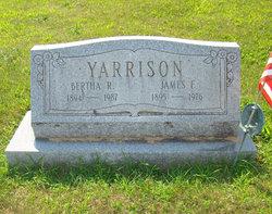 PFC James F Yarrison