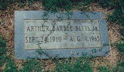 Arthur Barbee Betts, Jr