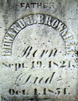 Edward J Brownell