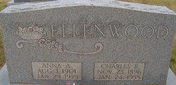 Anna Augusta <i>Anderson</i> Ellenwood