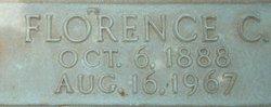 Florence D. <i>Costner</i> Canipe