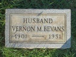 Vernon M. Bevans
