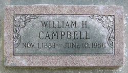 William H Campbell
