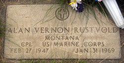 Alan Vernon Rustvold