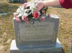 Ada Arzella <i>Prewitt</i> Atwood