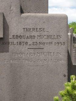Edouard Michelin