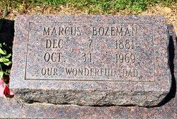 Marcus S Bozeman
