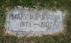 Mary Belle <i>Bryant</i> Parsons