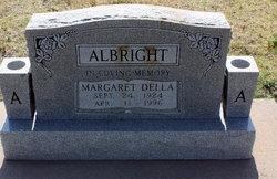 Margaret Della Albright