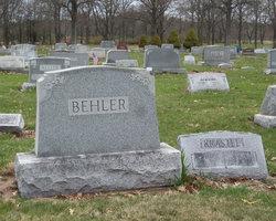Calvin Henry Behler