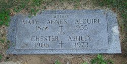 Mary Agnes <i>Mitchell</i> Alguire