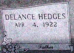 Delance Hedges Green