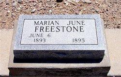 Marian June Freestone