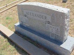 Lula <i>Strickland</i> Alexander