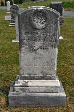 Eliza Carr