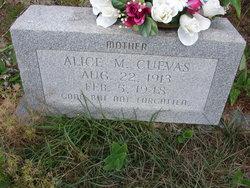 Alice M. Cuevas