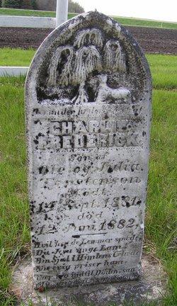 Charlie Frederick Torstenson