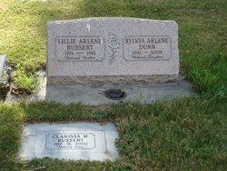 Clarissa Margaret <i>Allen</i> Russert