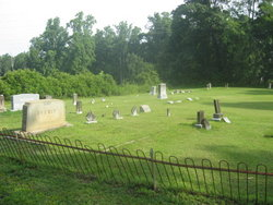 Byerlys Chapel Methodist Church Cemetery
