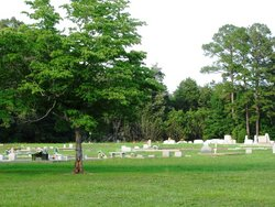 Weston Baptist Church Cemetery
