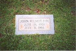 John Wilmot Fite