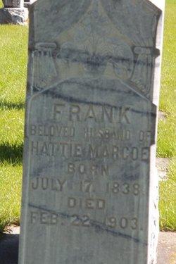 Francis G. Frank Marcoe