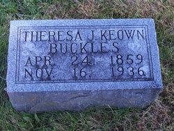 Theresa Jane <i>Keown</i> Buckles