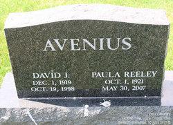 Paula <i>Reeley</i> Avenius