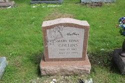 Mary Edna <i>Wilding</i> Collins