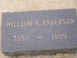 William Adelberto Anderson
