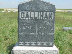 Hannah Jane <i>Clem</i> Callihan
