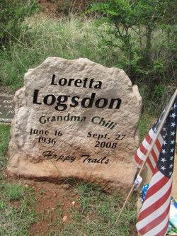 Loretta Kay Grandma Chili Logsdon