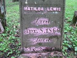 Matilda Lewis
