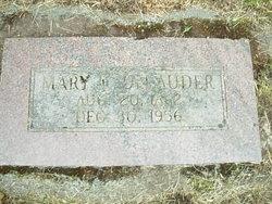 Mary E DeLauder