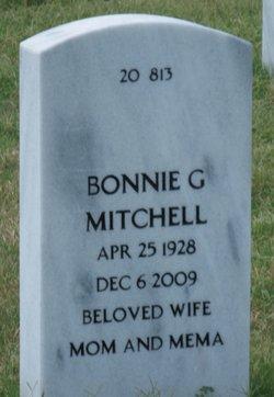 Bonnie G <i>Pounds</i> Mitchell