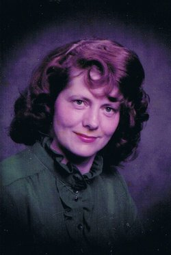 Joan Harriet <i>Williams</i> Gebhardt