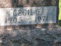 Cecil E. Brittain
