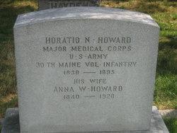 Anne W. <i>Allen</i> Howard