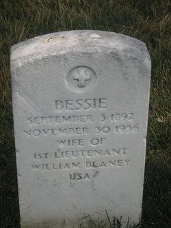 Bessie Blaney