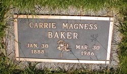 Carrie Magness Baker