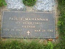 Paul Mahannah